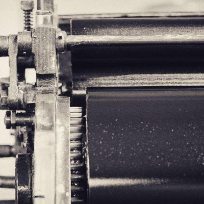 #ハイデルベルグ の印刷機は今日もフル回転  http://bit.ly/1sh9o4E  @HeidelbergUS